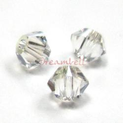 72 Swarovski Elements Xilion Crystal 5328 / 5301 Moonlight AB 3mm
