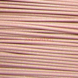 5 Meter Light Rose PINK TIGER TAIL BEADING TIGERTAIL WIRE 0.4mm