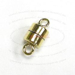 1x 14k Gold Filled Small Magnetic Clasp 10mm