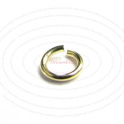 20x 14K Gold Filled  Open Jump Rings 3mm 24gauge Wire