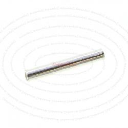 20X STERLING SILVER TUBE SPACER BEAD 1.5MM X10MM