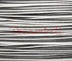5 Meter WHITE TIGER TAIL BEADING TIGERTAIL WIRE 0.4mm